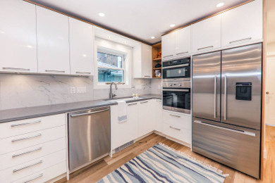 Kitchen Renovation Contractor Vancouver