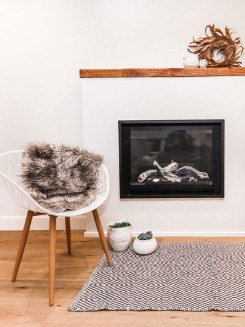 fireplace chair